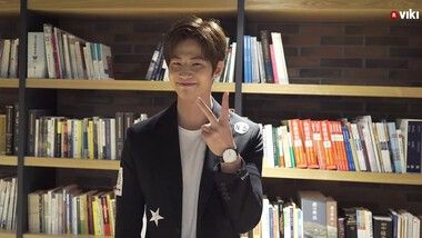 Song Jae Rim's Shoutout to Viki Fans!: Goodbye Mr. Black