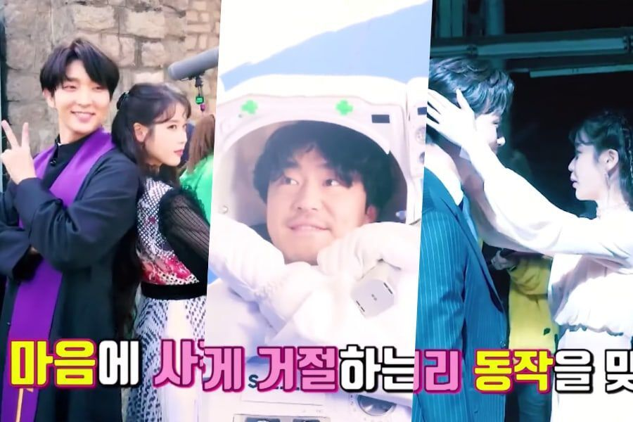 "Watch: Lee Joon Gi And Lee Si Eon Brighten Up The ""Hotel Del Luna"" Set While Filming Cameos"