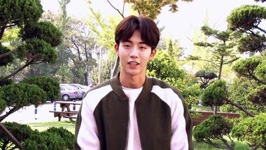 Interview With Nam Joo Hyuk: 舉重妖精金福珠