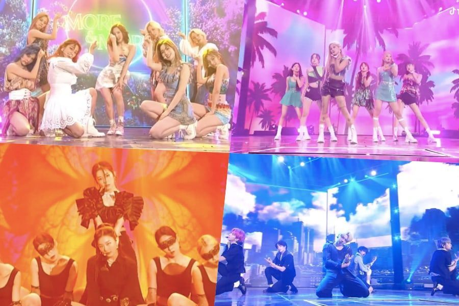 Watch: Performances From 2020 Soribada Best K-Music Awards