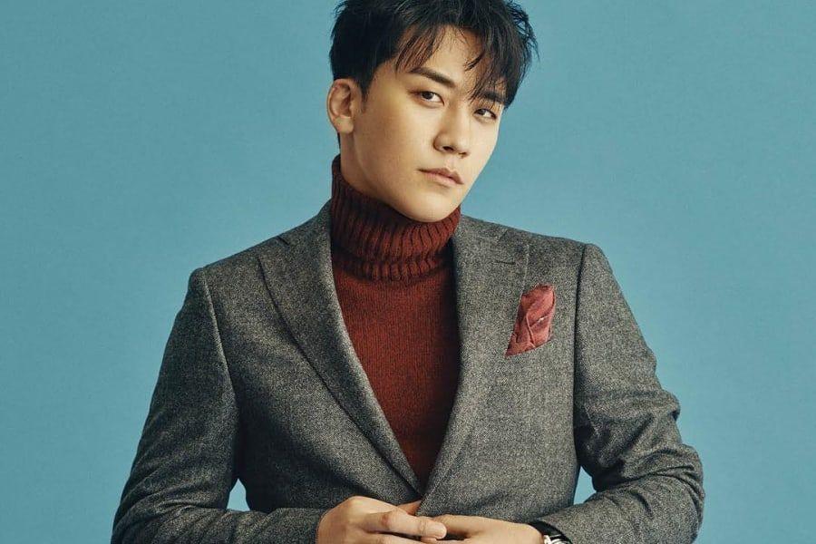 BIGBANG y YG eliminados del perfil oficial de Naver de Seungri