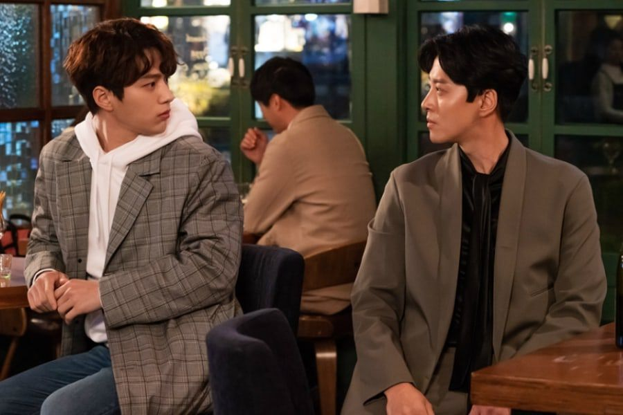 "INFINITE's L And Lee Dong Gun Engage In An Odd War Of Nerves In ""Angel's Last Mission: Love"""