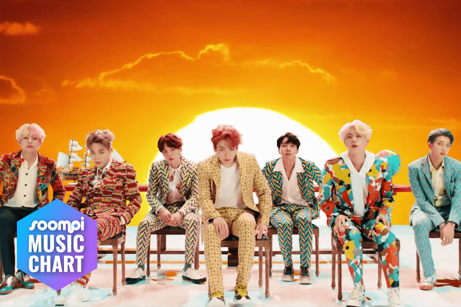 "BTS Rises With ""IDOL"""