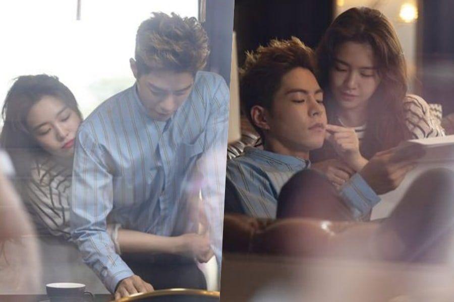 Hong jong hyun yura really dating