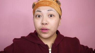 heyitsfeiii 第 142集: Magic Japanese Pore Concealer! Large Pores Gone!