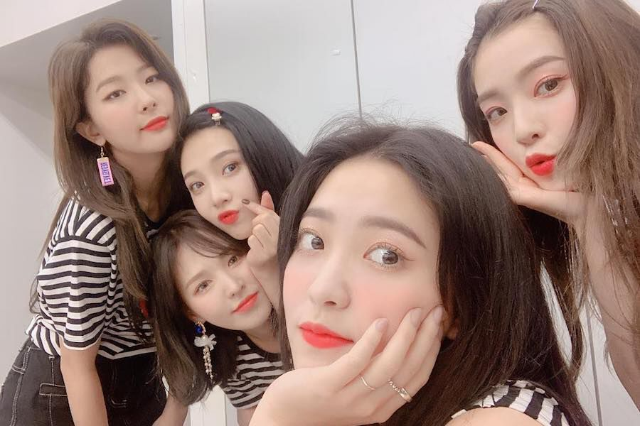 Red Velvet Joins 8th Gaon Chart Music Awards Lineup   Soompi