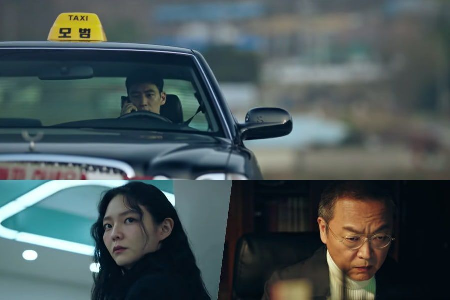 Watch: Lee Je Hoon Is A Vigilante Taxi Driver Out For Justice And Revenge In First Teaser For New Drama | Soompi