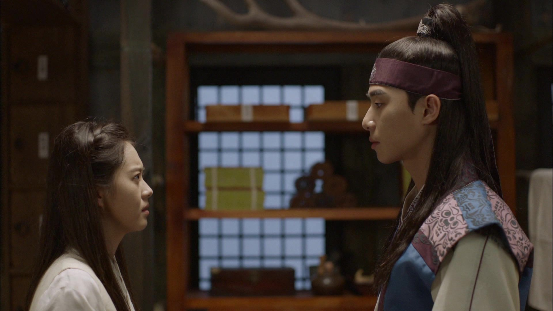 Hwarang Episode 7