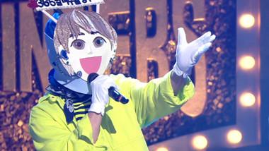 El Cantante Rey de la Máscara Episodio 216