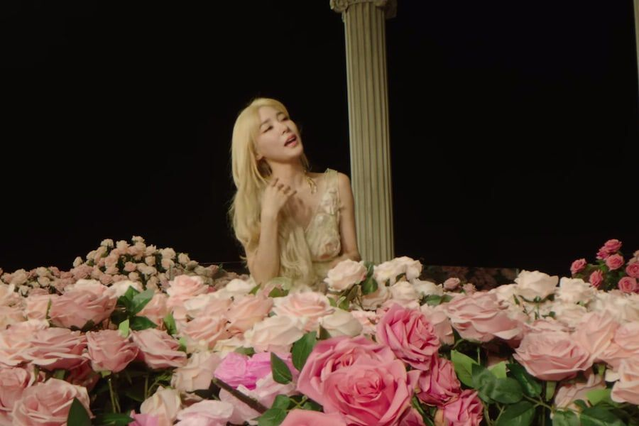 """Watch: Girls' Generation's Tiffany Dreams Of The Perfect Kiss In """"Lips On Lips"""" MV"""