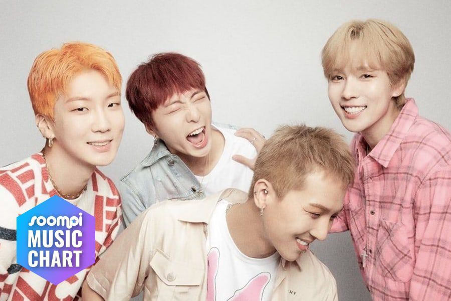 Winner Maintains No 1 Spot With Ah Yeah Soompis K Pop Music