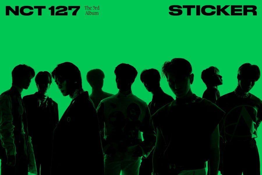 "NCT 127's 3rd Full Album ""STICKER"" Surpasses 1 Million Stock Pre-Orders In Just One Day"