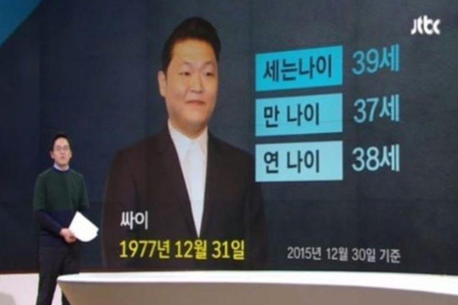 """Corea puede que se deshaga de la """"Edad Coreana"""" en favor del cálculo de edad internacional"""