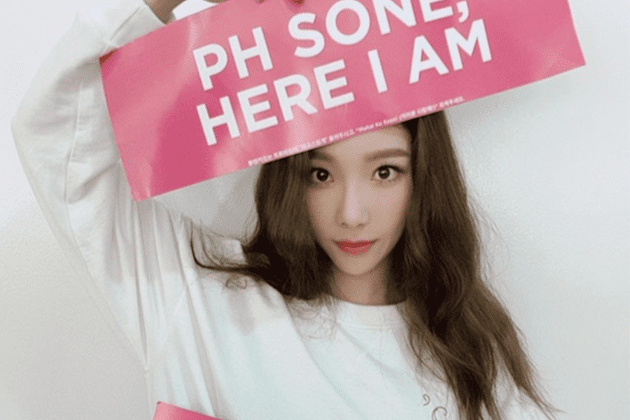 Taeyeon Opens Up About Small Accident During Manila Concert In Message To Fans