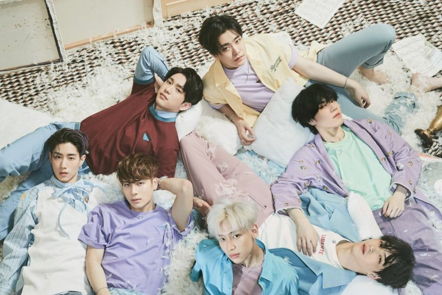 """GOT7 Tops Japan's Tower Records Online Sales Chart With """"Present : YOU"""""""