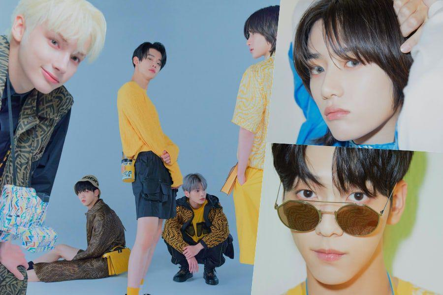 """TXT Shares How They Feel About Being Called The """"4th-Generation It Boys"""" Of K-Pop"""