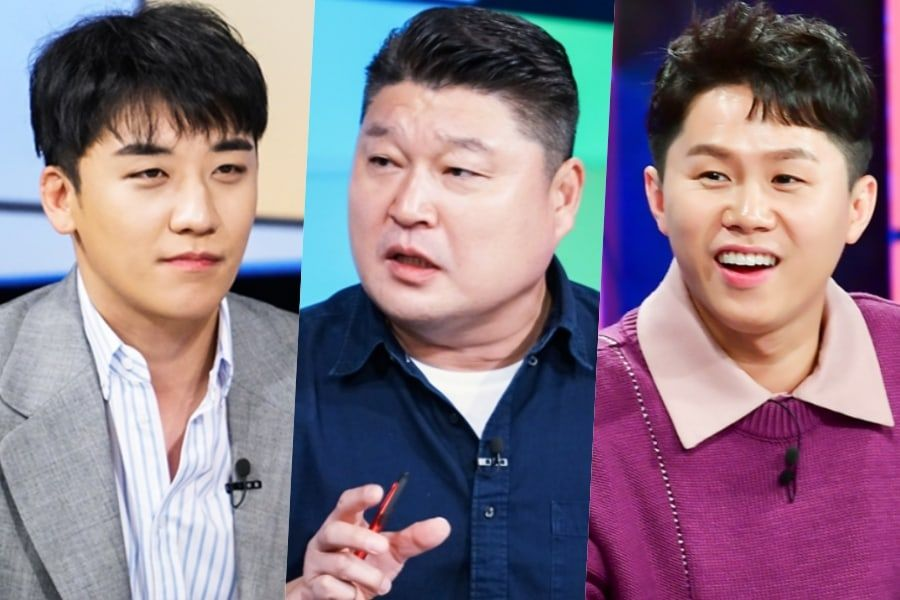 3 Things To Look Out For In BIGBANG's Seungri And Kang Ho Dong's Variety Show