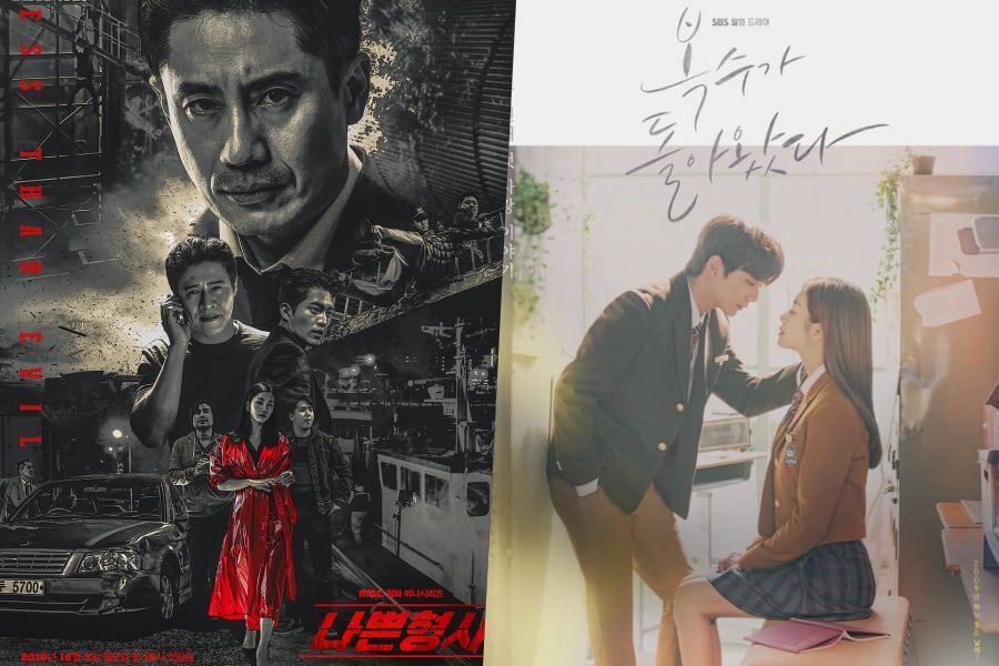 """""""Less Than Evil"""" Continues To Top Monday-Tuesday Ratings As """"My Strange Hero"""" Enjoys A Rise"""