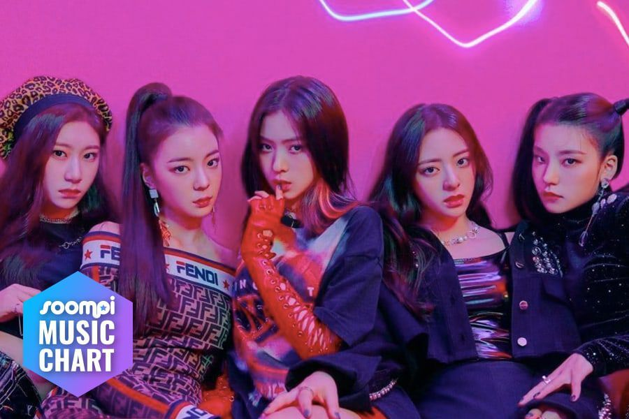 """ITZY Maintains No. 1 With """"DALLA DALLA""""; Soompi's K-Pop Music Chart 2019, March Week 2"""