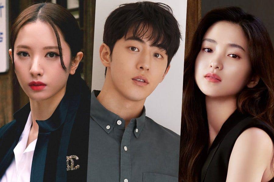 WJSN's Bona Confirmed For Drama That Nam Joo Hyuk And Kim Tae Ri Are In Talks For