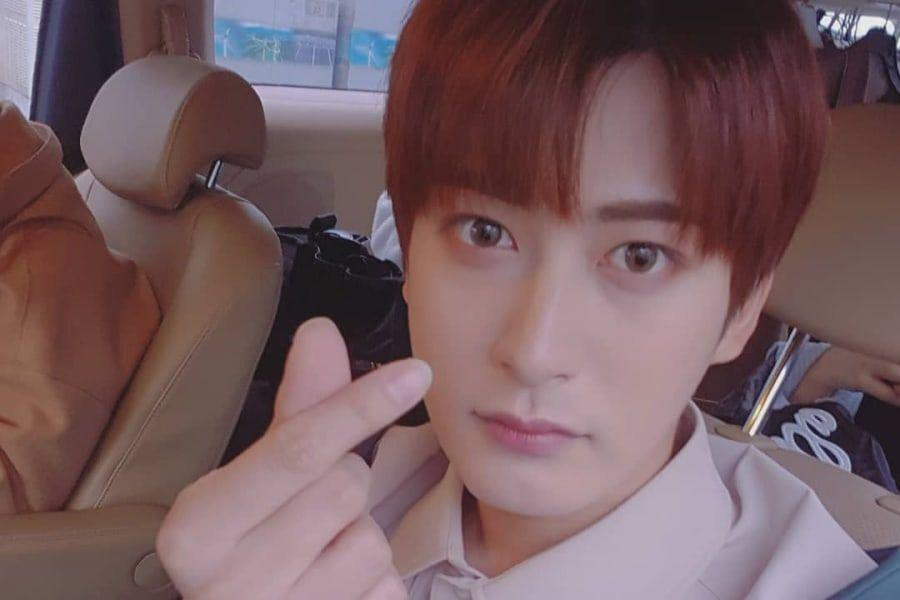 Jaehyo de Block B escribe dulce carta + se alista hoy