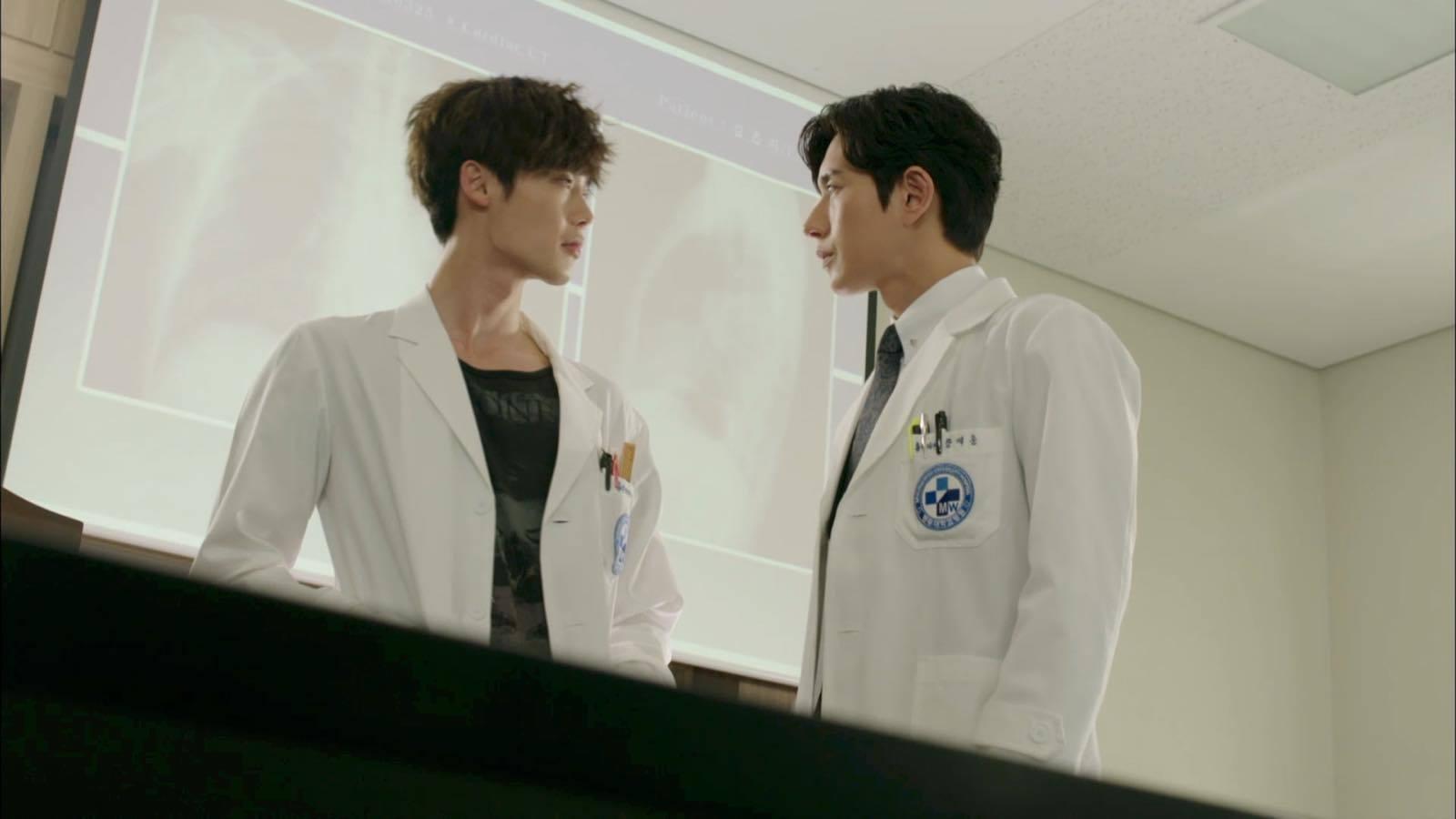 Doctor Desconocido Episodio 5