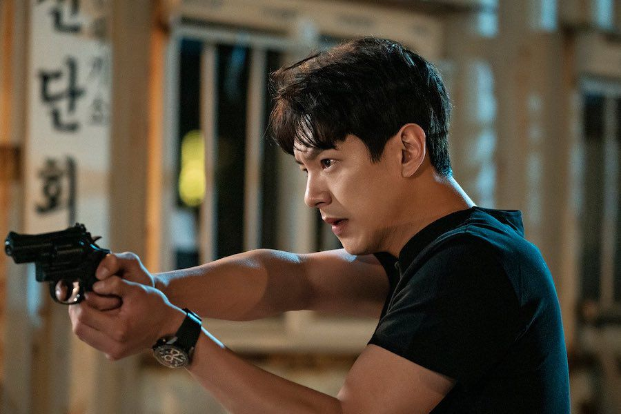 "Kwak Si Yang Suffers Minor Injury During ""Welcome 2 Life"" Filming"