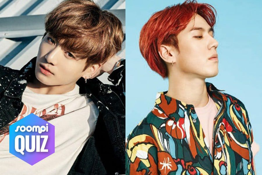 QUIZ: Are You More Like BTS's Jungkook Or GOT7's Yugyeom? | Soompi