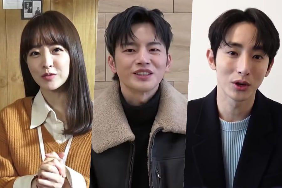 Watch: Park Bo Young, Seo In Guk, Lee Soo Hyuk, And More Share Their Nervousness And Excitement For First Filming