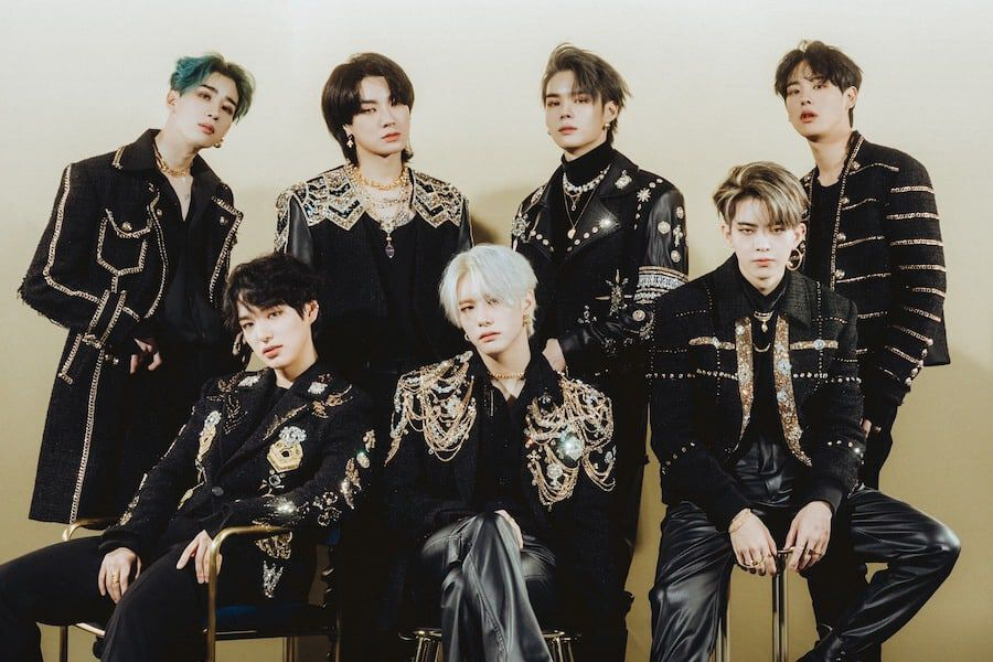 """Update: VICTON Dazzles In New Group Photo For """"VOICE: The Future Is Now""""  Comeback 