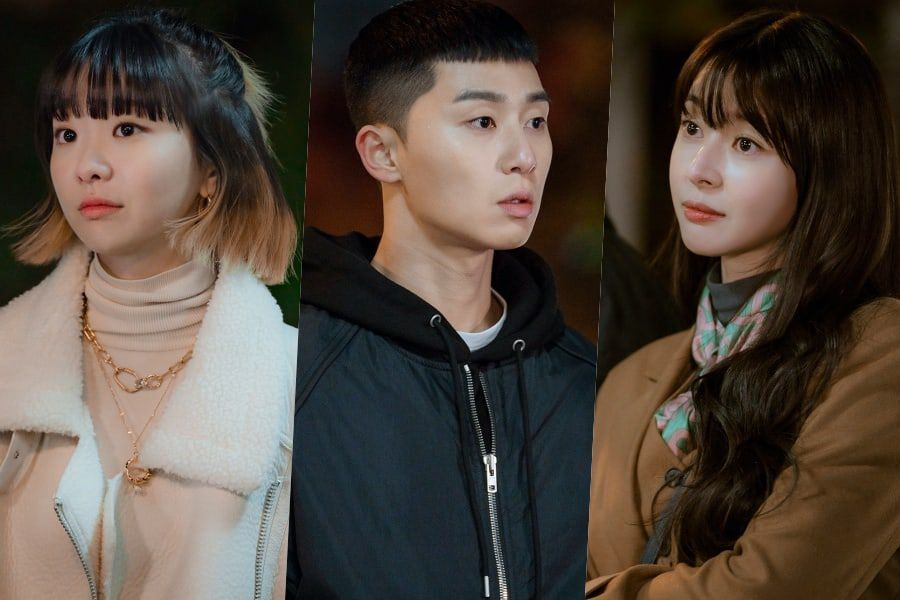 "Kim Da Mi And Kwon Nara Engage In A War Of Nerves Over Clueless Park Seo Joon In ""Itaewon Class"""