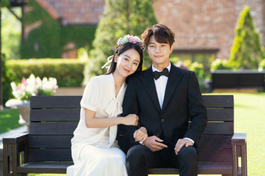 """Shin Hye Sun And INFINITE's L Transform Into Newlyweds In """"Angel's Last Mission: Love"""""""
