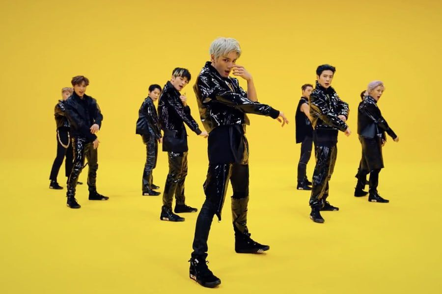 "NCT 127's ""Kick It"" Becomes Their Fastest MV To Hit 100 Million Views"