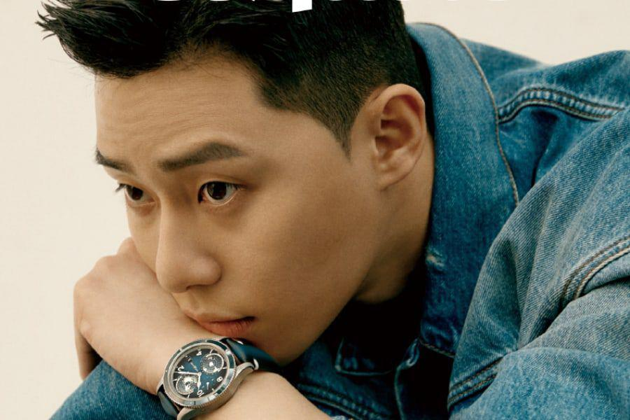 "Park Seo Joon Shares Why ""Itaewon Class"" Was A Turning Point In His Career + How It Changed His Life"