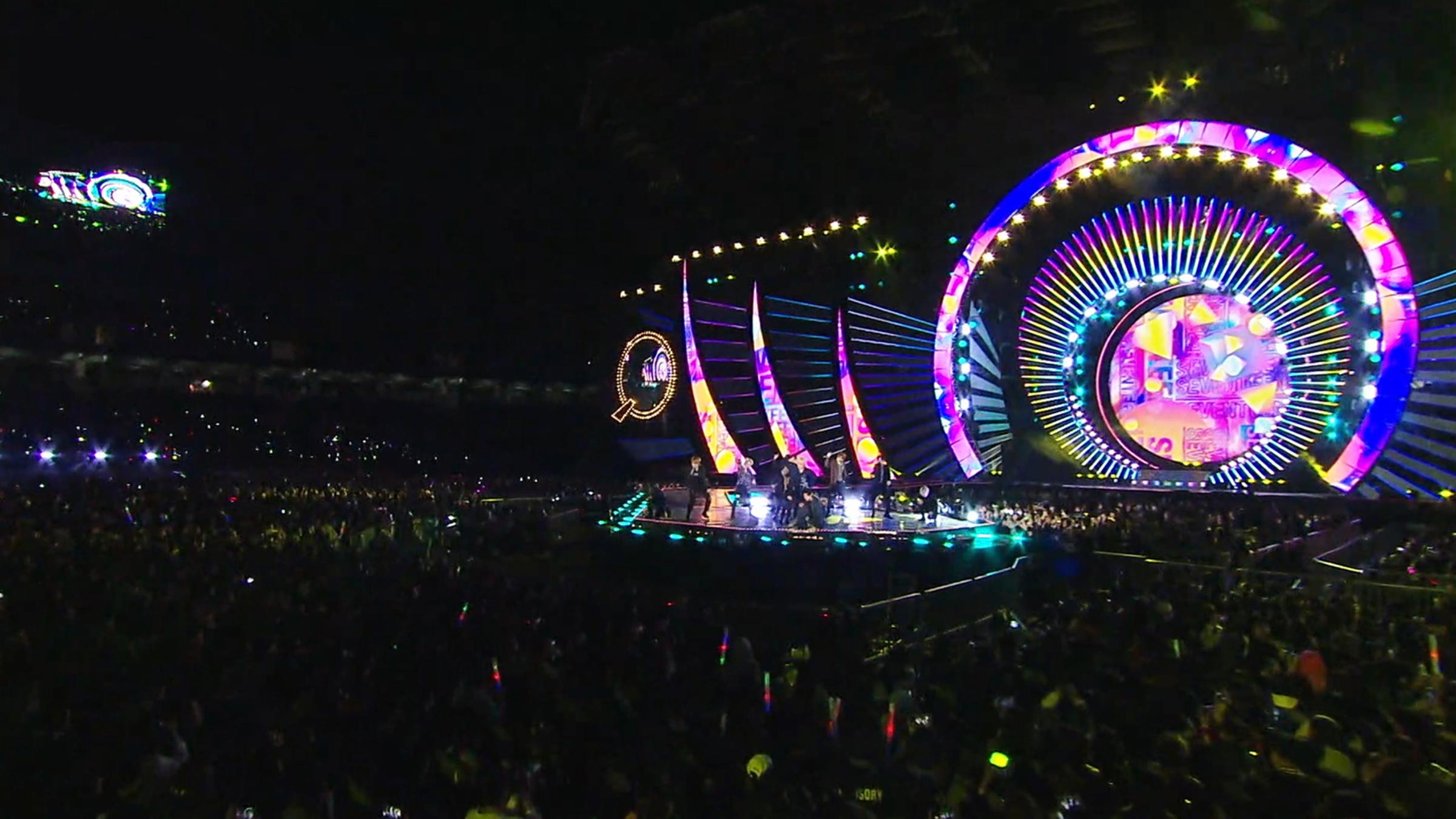 Super concierto SBS en Suwon