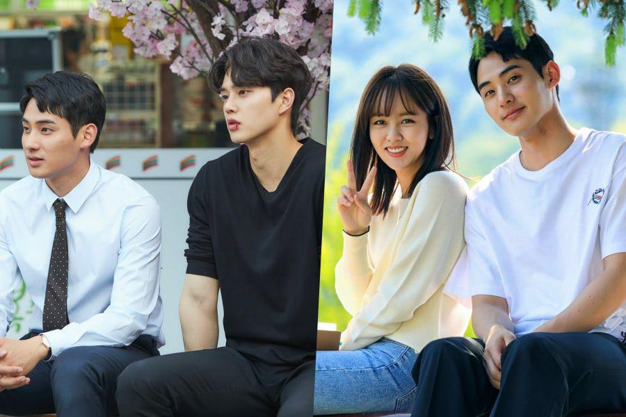 Love Alarm 2 Cast Light Up The Set With Their Remarkable Chemistry Behind The Scenes Soompi