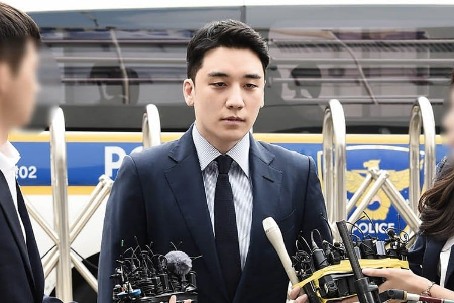 Seungri's Enlistment Notice Issued By Military Manpower Administration