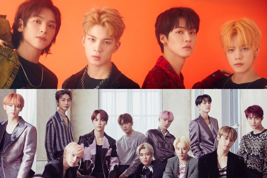 Update: N.Flying And The Boyz Join Lineup For Melon Music Awards 2019