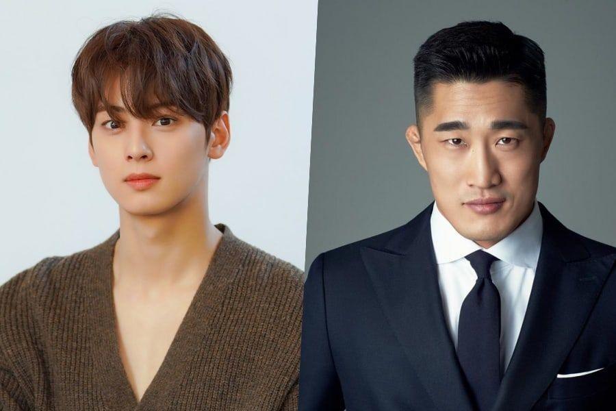 """Cha Eun Woo de ASTRO y Kim Dong Hyun se unen a """"Master In The House"""" como miembros fijos del elenco"""