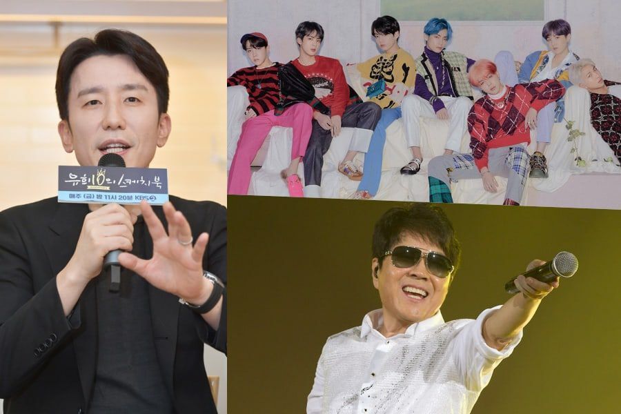 Yoo Hee Yeol Names BTS And Cho Yong Pil As Guests He Wants To Have