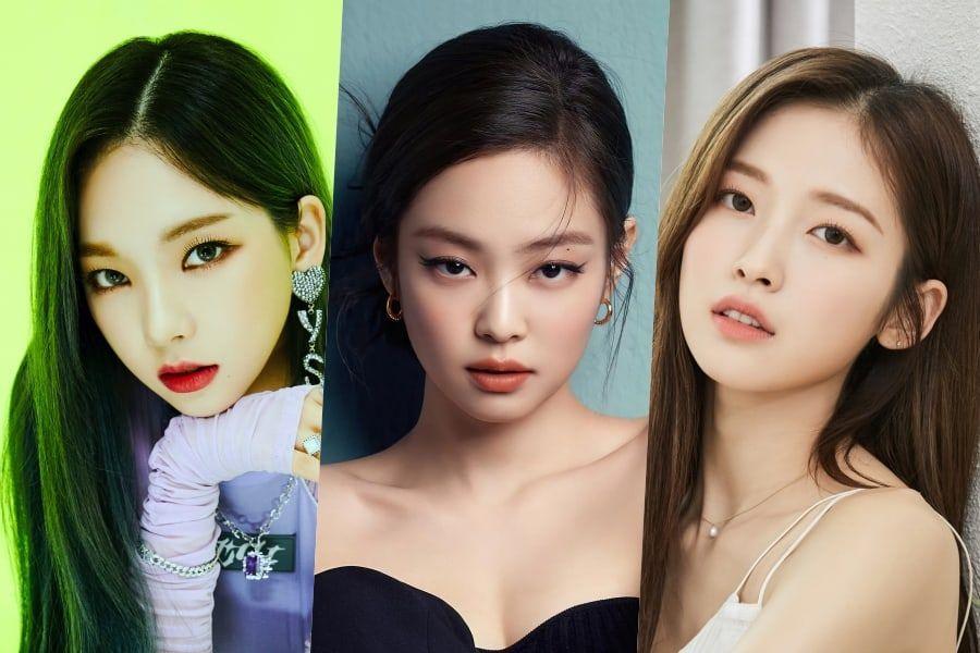 June Girl Group Member Brand Reputation Rankings Announced