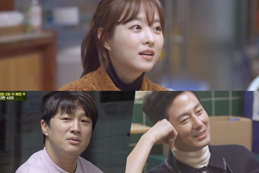 Park Bo Young Shares Touching Stories Of Times She Was Helped By Cha Tae Hyun And Jo In Sung
