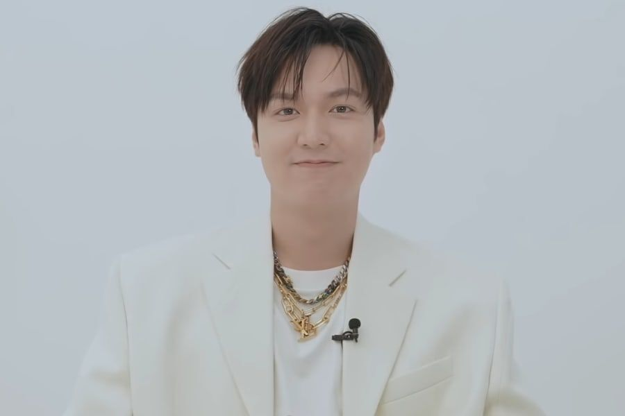 """Watch: Lee Min Ho Shares Thoughts On His """"Pachinko"""" Role, Reveals His Deepest Fear, And More"""