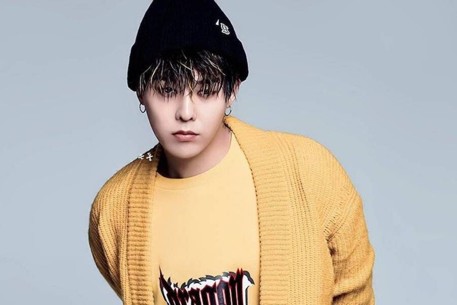 yg entertainment clarifies reports of g dragon receiving special