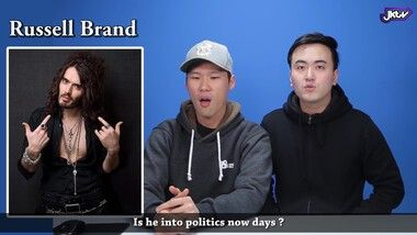 Korean Bros Episode 36: Koreans React to British Celebrities