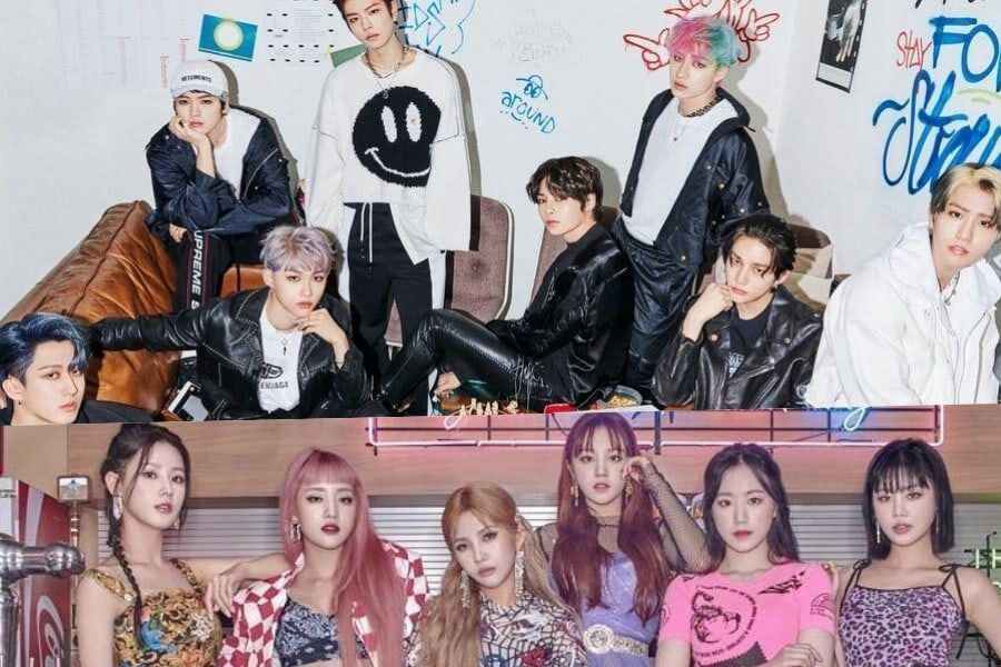 (G)I-DLE And Stray Kids Announced As Part Of The 1st Lineup For Korean Cultural Showcase Event