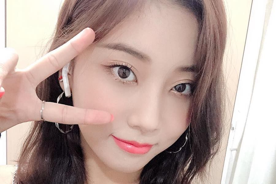 CLC's Seungyeon Clarifies Backstage Video And Reassures Fans