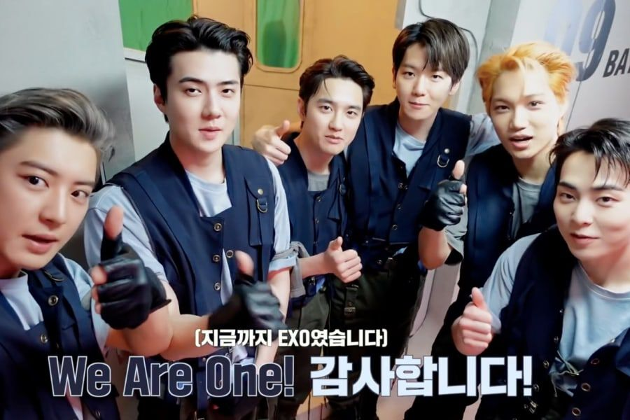 Watch: EXO Surprises With Spoiler Video For New MV And Song On 9th Anniversary