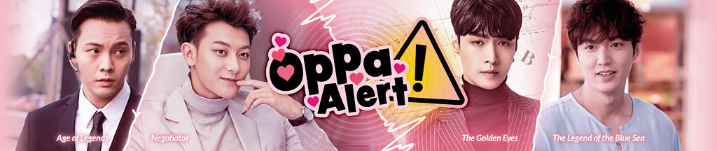 Oppa Alert