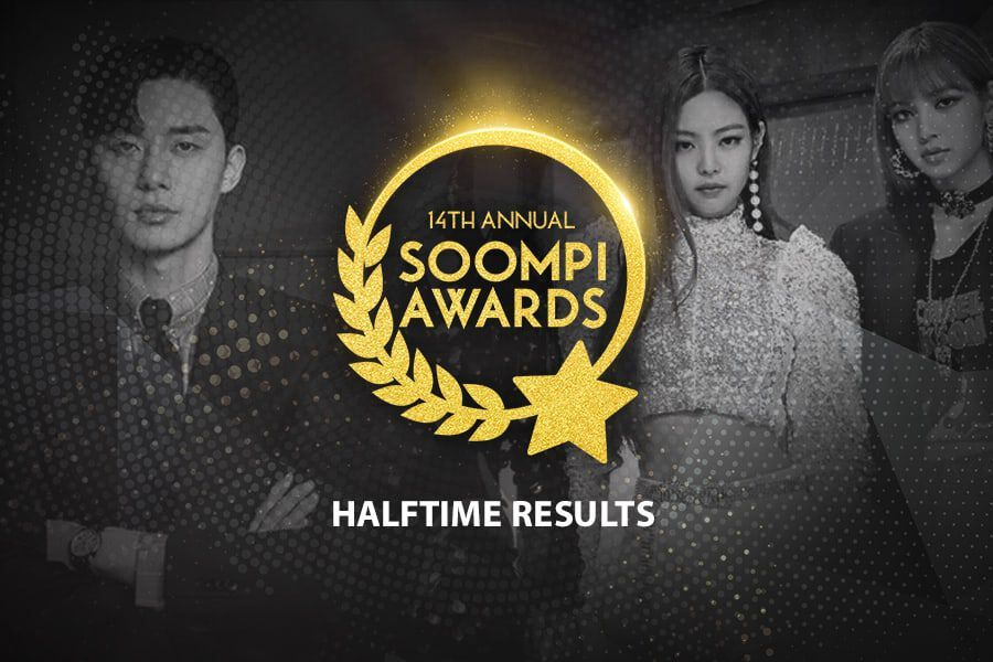 The 14th Annual Soompi Awards: Halftime Results | Soompi